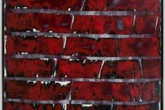 VIENNA, AUSTRIA - September 6, 2017 Austrian Turkish painter Ahmed Oran at his atelier in Vienna ©Josef Polleross
